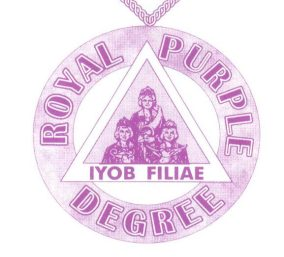 Royal Purple Degree Cert