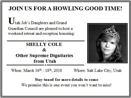 SG Shelly Reception Flyer