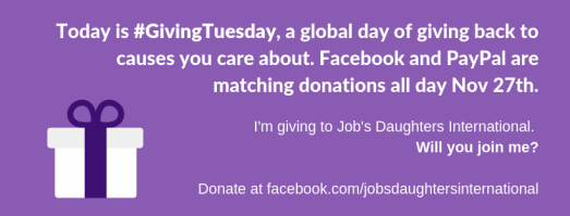 #GivingTuesday FB cover
